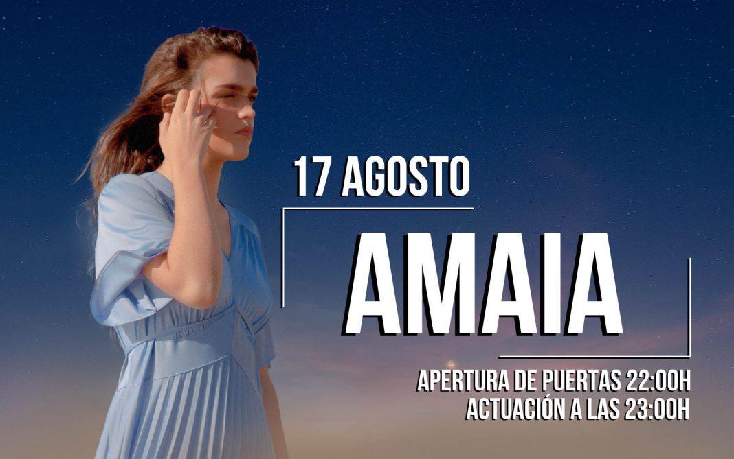Nuevo festival Peñíscola from stage