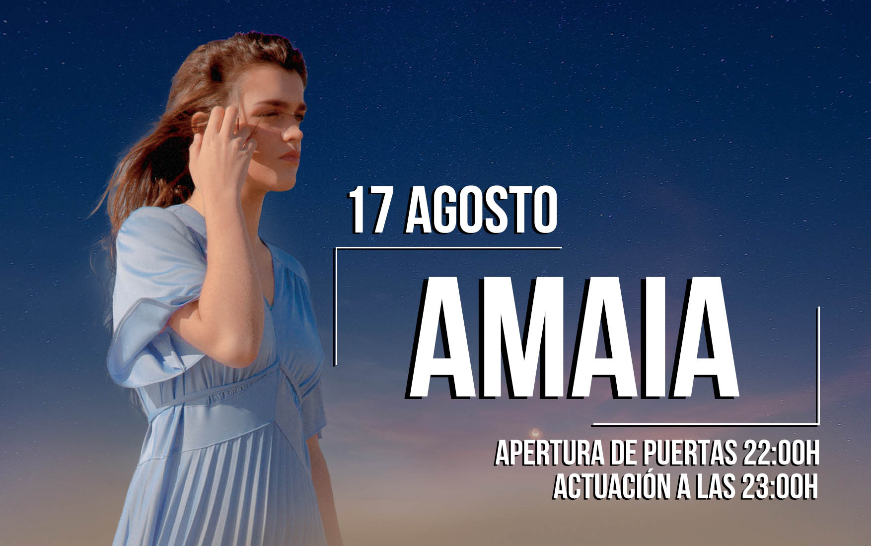 Peñíscola será el escenario de un nuevo festival de música este verano.