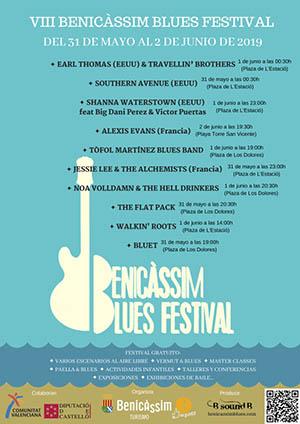 Benicàssim Blues Festival 2019