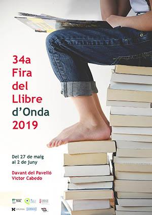 Feria del Libro de Onda 2019