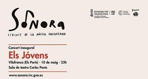 Concierto Jovens en Vilafranca