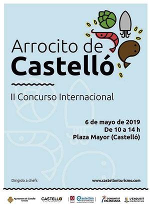 2ª edición del Concurso Internacional del Arrocito de Castelló