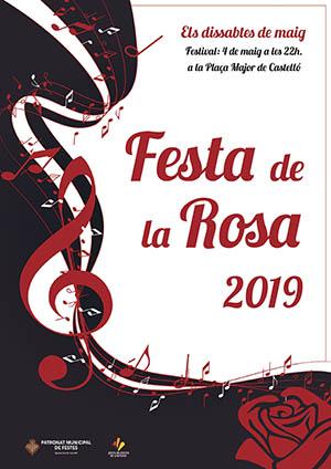 Festa de la Rosa en Castelló