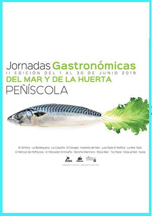 II Jornadas Gastronómicas del Mar y la Huerta de Peñíscola