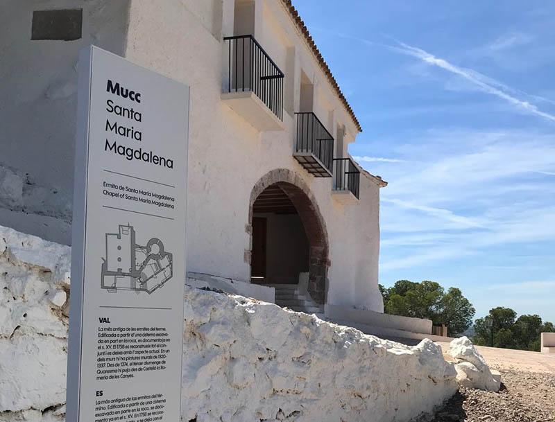 El MUCC incluye la Ruta de las Ermitas en su catálogo