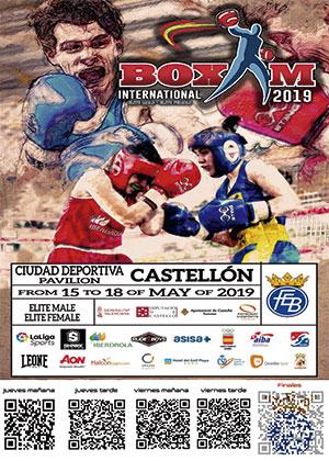 Torneo Boxam Internacional Castellón