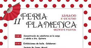 II Feria Flamenca Almazora
