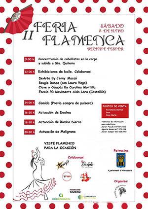 II Feria Flamenca de Almazora
