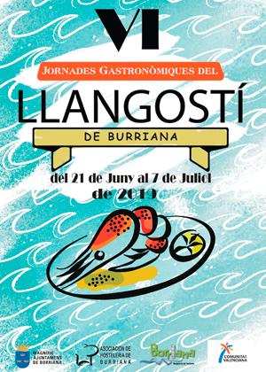 VI Jornadas Gastronómicas del Langostino en Burriana