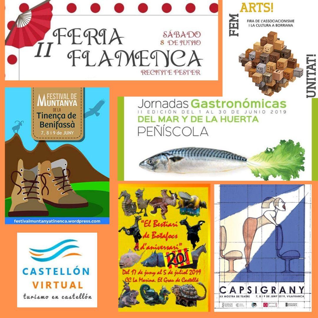 Jornadas turísticas en el interior, gastronomía en la costa y música flamenca