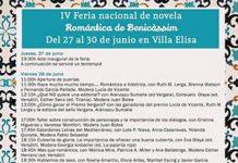 Feria de la Novela Romántica de Benicassim