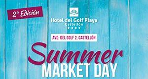 Summer Market Day en Hotel del golf