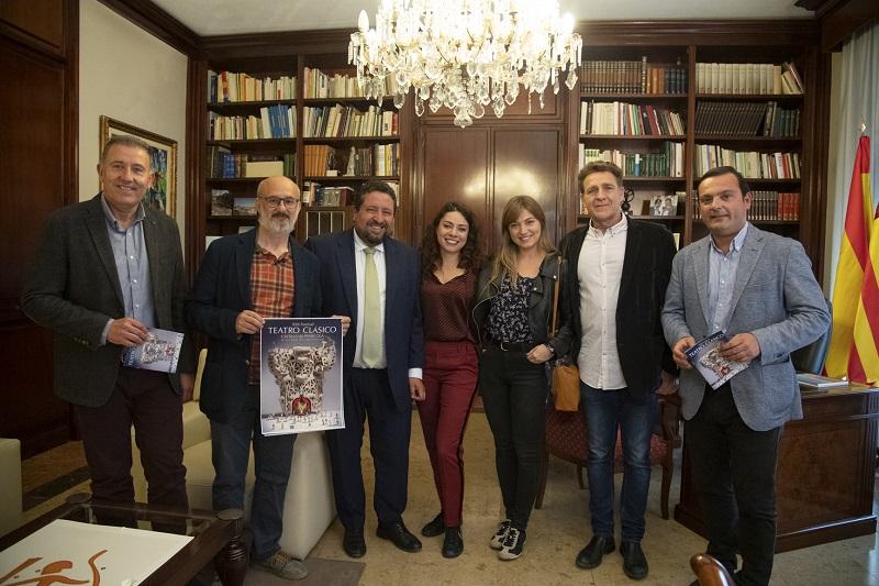 El Castillo de Peñíscola albergará el Festival de Teatro Clásico de la mano de la Diputación de Castellón