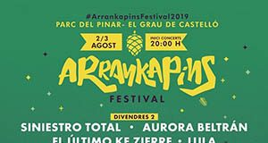 Festival Arrankapins Castellón