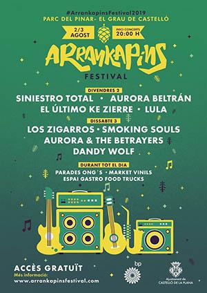 Festival Arrankapins 2019