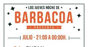 Actuaciones julio Barbacoa Cafetería Golf Azahar Castellón