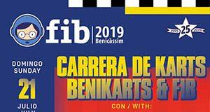 Campeonato karts FIB