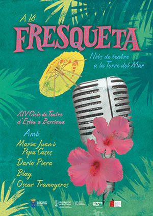 Teatre a la Fresqueta en Burriana