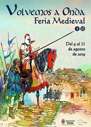Feria Medieval Onda 2019