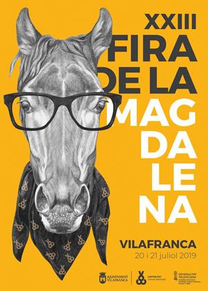 XXIII Fira de la Magdalena de Vilafranca