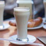 Horchata bebida de verano en Castellón