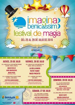 Imagina Benicàssim Festival de Magia