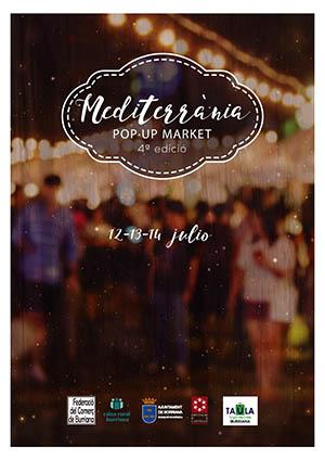 Mercado verano en Burriana