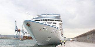 Muelle de Cruceros del Puerto de Castellón