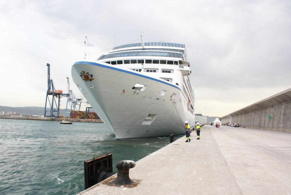 Castellón, destino de cruceros