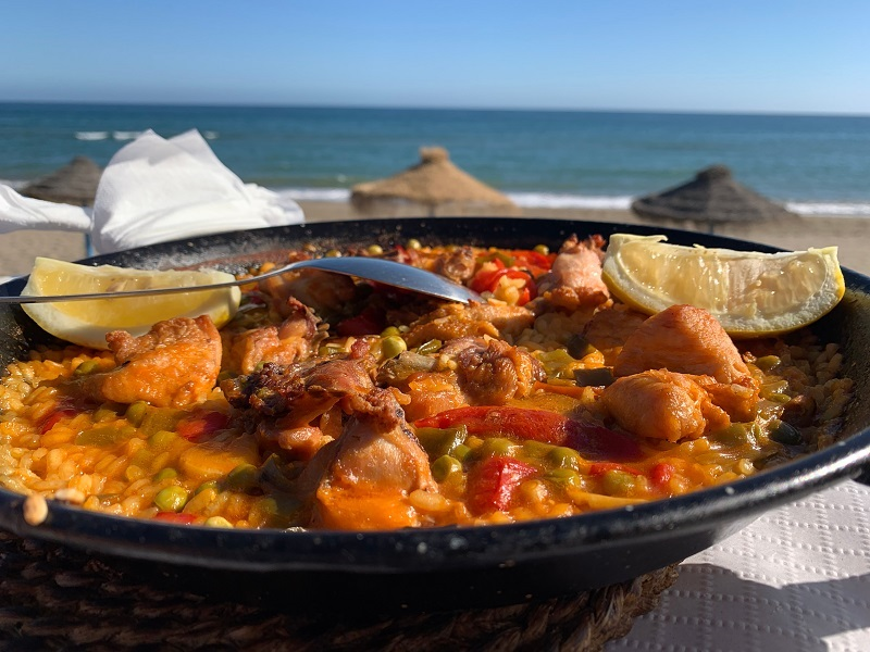 Paella en Benicasim restaurantes playa