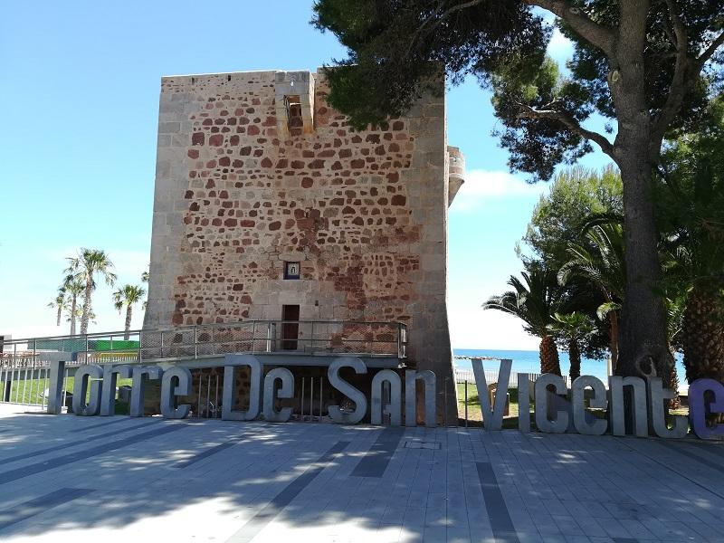 La ruta de las torres vigía de Castellón