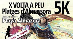 Volta a peu Almassora 20 julio