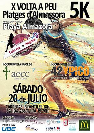 Volta a peu Platges d'Almassora 5K 2019