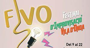 Cartel Festival Impro Onda 2019