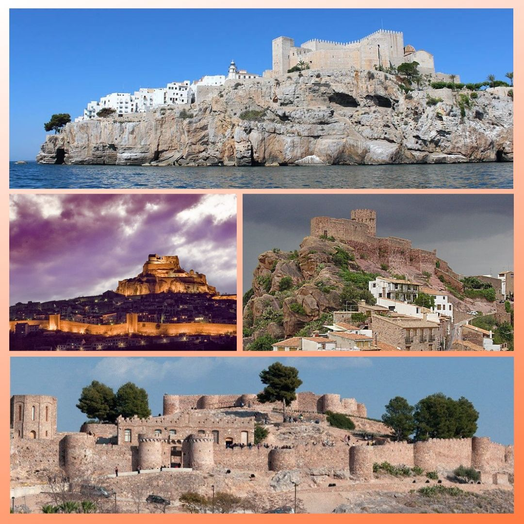 Los castillos más impresionantes de la provincia de Castellón