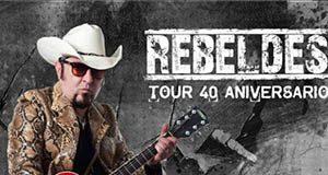 Concierto de Los Rebeldes en Betxí