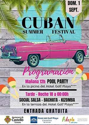 Cuban Summer Festival