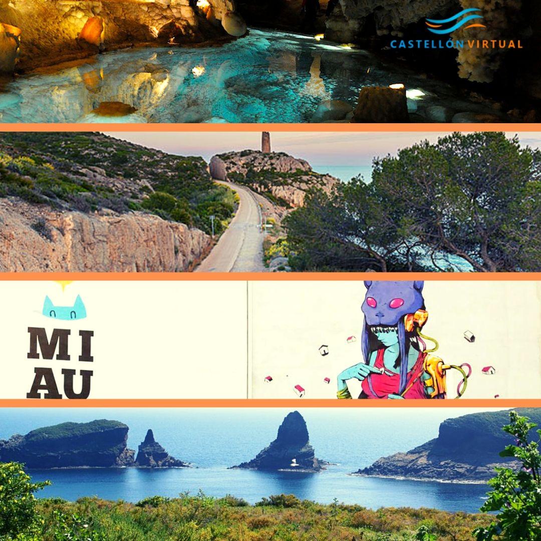 Excursiones de verano en la provincia de Castellón