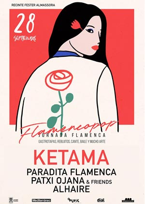 Flamenco Pop Almazora