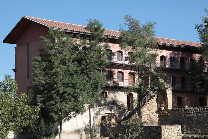 Parque Aventura Saltapins de Morella