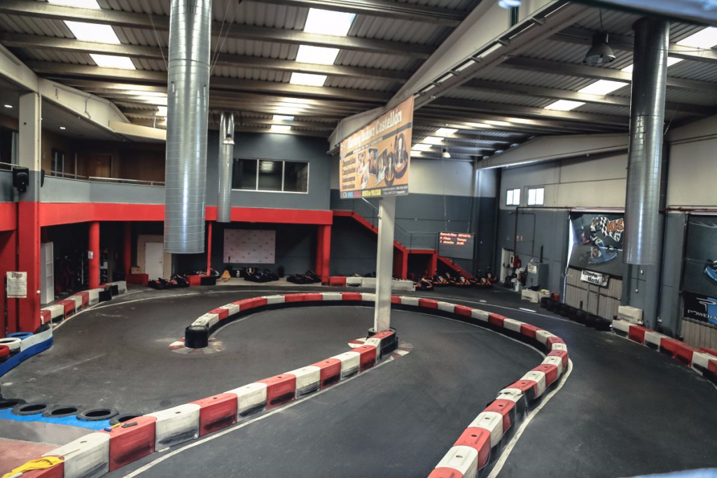 Karting indoor Castellon Circuito