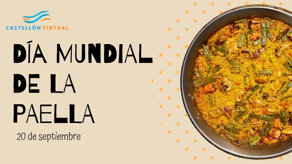 Celebra el World Paella Day 2019