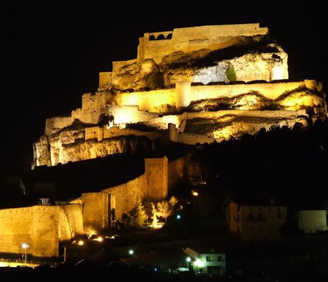 El Castillo de Morella, la fortaleza de Els Ports