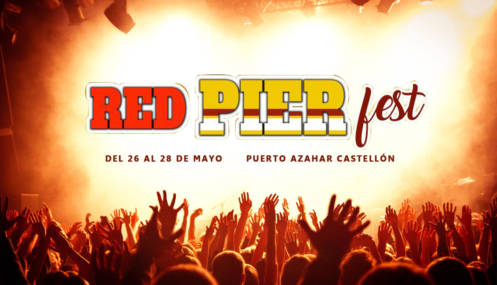 Horario de conciertos Red Pier Festival