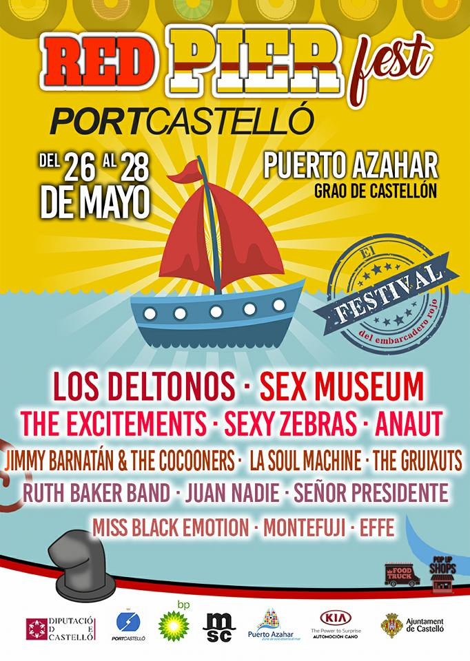 Novedade Red Pier Festival