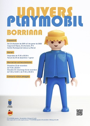 Univers Playmobil en Burriana