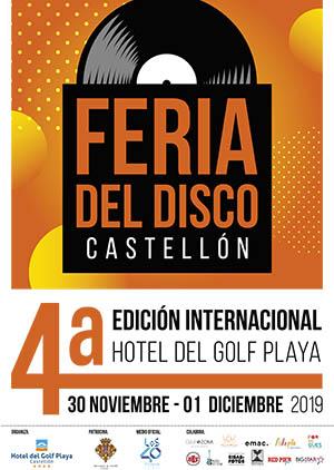 4ª Feria del Disco de Castellón
