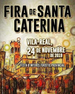 Fira de Santa Caterina de Vila-real 2019