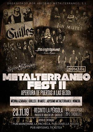 II Metalterráneo Fest