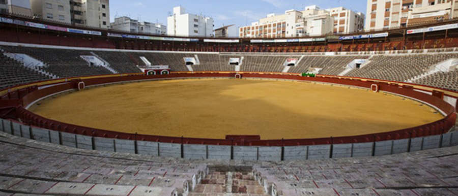 La Plaza de Toros de Castellón de la Plana